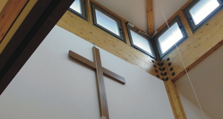 Kirche Sevelen Innen